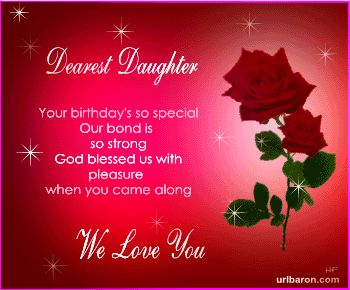 Birthday wishes for daughter holiday messages daughter birthday birthday wishes for daughter holiday messages daughter birthday and mom birthday bookmarktalkfo Images