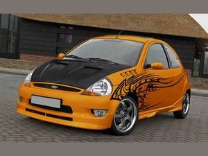 Ford Ka Mk1 Tuning Autos Coches Ford