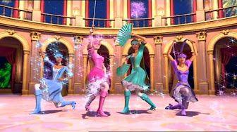 Barbie Y Las Tres Mosqueteras 2 009 Espanol Castellano Youtube Barbie Movies Barbie The Three Musketeers