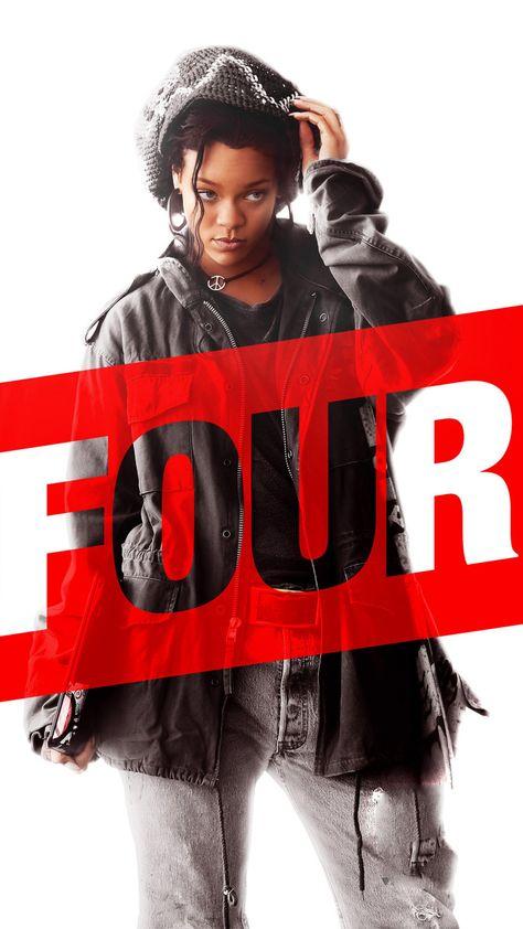 Rihanna, Four, Ocean's 8, 2018 movie, movie, 720x1280 wallpaper