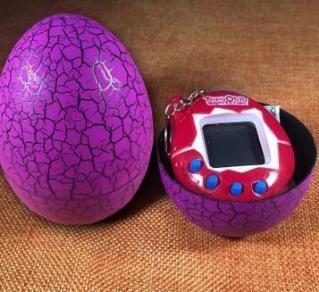 Pink Tamagotchi Electronic Pets Toys Dinosaur Egg Kids christmas stocking Gift