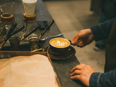 Londons Best Cafés And Coffee Shops Coffee Inspiration In