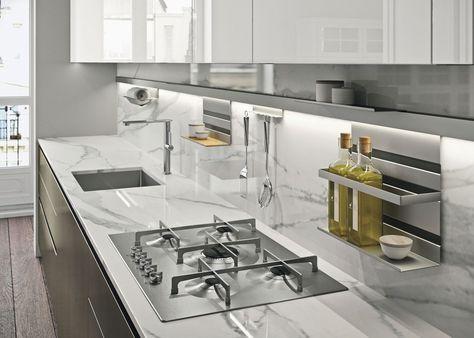 Dettaglio su cucine componibili Snaidero - Look - foto 2 ...