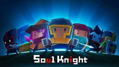 Soul Knight Apk Mod Money For Android Offline Franco Atirador