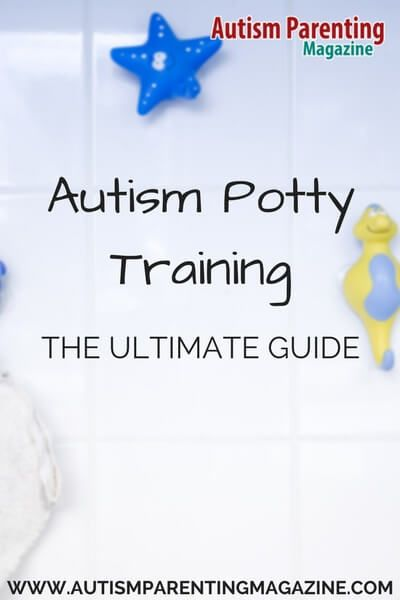 Potty Training For Autism – The Ultimate Guide