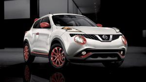 Nissan Juke Nismo Pictures