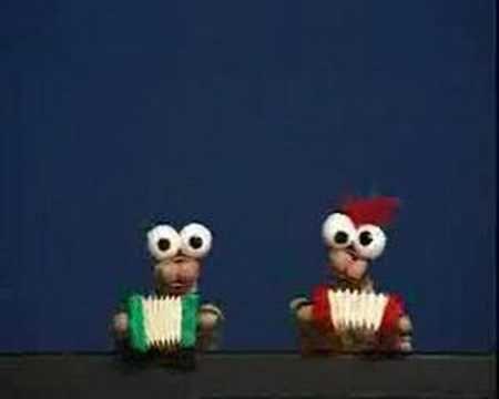 Poppentheater Lejo  #accordeon #accordion