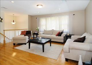Bi Level Living Room