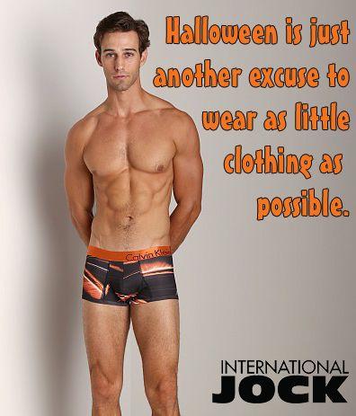 0f856abbb4d84c9e082cece982047290 model meme halloween quotes halloween, funny, quote, model, meme, underwear, costume, holiday