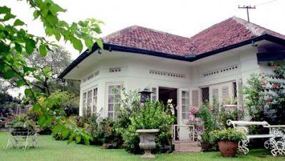 12 Desain Rumah Sederhana Di Desa Asri Bikin Betah Di 2021 Desain Rumah Eksterior Arsitektur Kolonial Desain Rumah