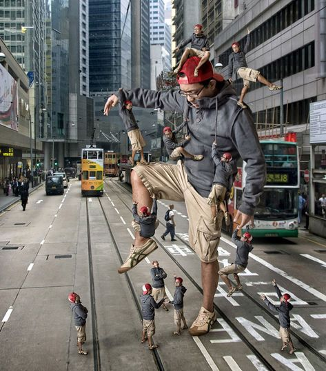 25 Creative and Beautiful Photo Manipulation works done by Photoshop1