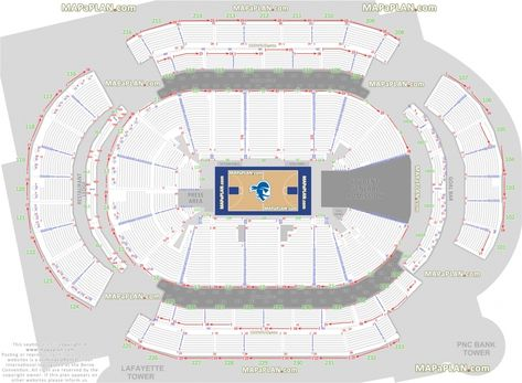 Prudential Center Seating Chart Seating Charts Disney On Ice Seating Plan