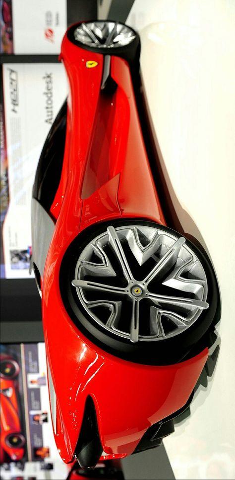 (°!°) 2011 Ferrari Concept