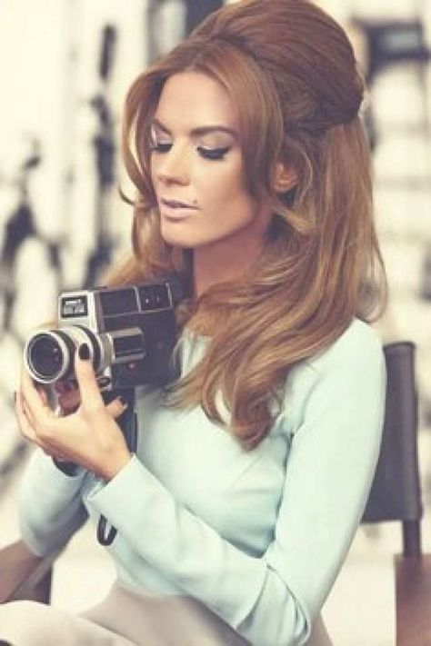 Image Result For 1960s Womens Hairstyles Long Hair Styles