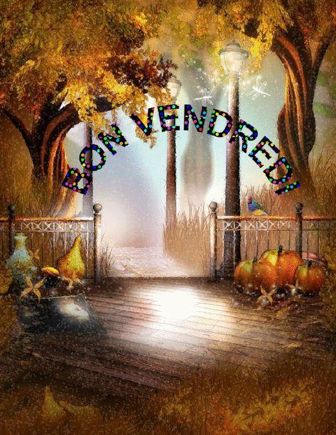 BON VENDREDI - image animée de Chouky39
