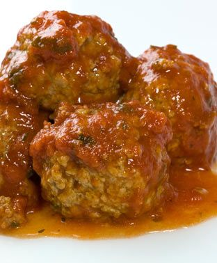 Kidney Healthy Zucchini and Meatballs