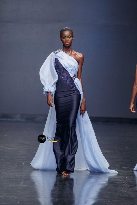 Lagos Fashion Week 2018 | Hephzibah