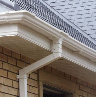 Damaged Gutters No More Get Pvc Guttering Services Gutter Repair Gutters How To Install Gutters