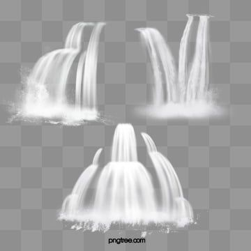 White Splash Waterfall Landscape Decoration Landscape Magnificent Ring Art Png Transparent Clipart Image And Psd File For Free Download Waterfall Landscape Landscape Clipart Landscape Decor
