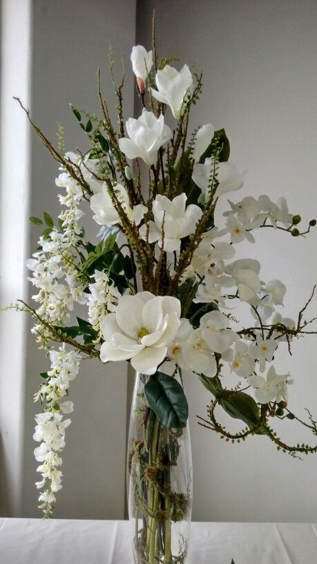 Vase Dekoration Ideen Flower Arrangements Simple Orchid Flower Arrangements White Flower Arrangements