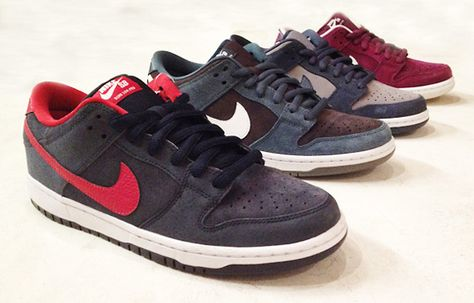 newest afc96 d9cf4 Nike SB Dunk Low – Fall/Winter Lineup | shoe in 2019 | Nike ...