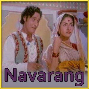 aadha hai chandrama raat aadhi mp3 free download