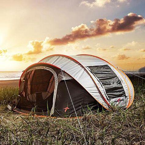 Tent structure: single layer accountStrut material: fiberglass rodStrut: glass fiberBacking: Oxford clothInternal account: polyester