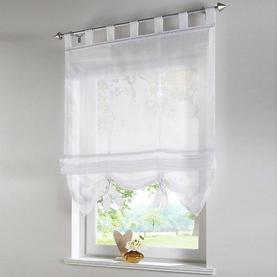 Picture 2 Of 7 Curtain Decor Bathroom Windows Bathroom Window Curtains