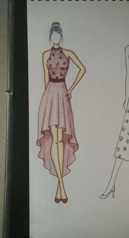 Fashion Work Dress Stylists 57 Ideas In 2020 Fashion Illustration Sketches Dresses Dress Design Drawing Fashion Drawing Dresses