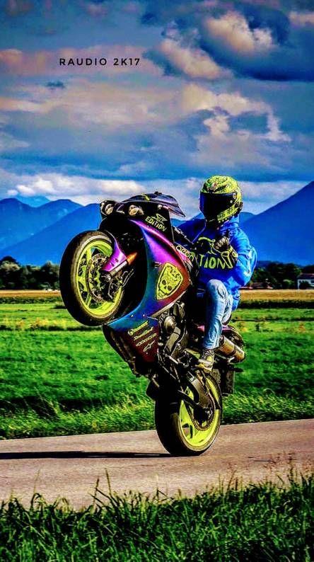 Pin De Jaylen Johnson Em Bike Wallpaper Hd Motos Motocicletas Uma Moto