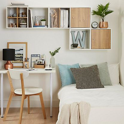 Form Konnect White 4 Cube Shelving Unit H 1372mm W 352mm In 2020 Cube Shelving Unit Furniture Sets Home Decor