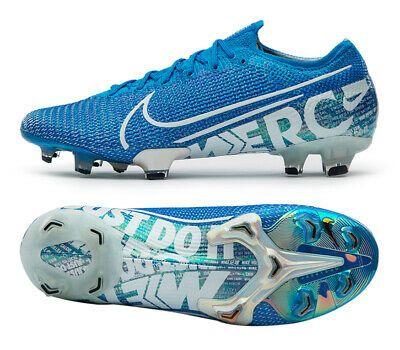 Ebay Sponsored Nike Mercurial Vapor 13 Elite Fg Aq4176 414 Soccer Cleats Football Shoes Boots Custom Football Cleats Best Soccer Shoes Nike Football Boots