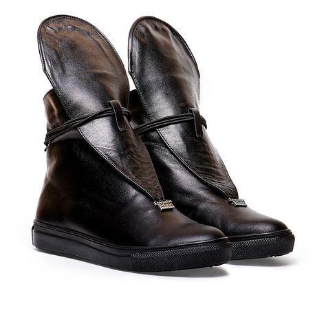85ee9b160 Женские ботинки Emmelie Delage CVK 01   Обувь   Обувь, Сумасшедшая обувь и  Ботинки женские