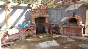Simple Outdoor Kitchen Ideas Italian On A Budget Cerca Con Google Lesley Bradshaw Pizza Oven Kits Pizza Oven Pizza Oven Outdoor