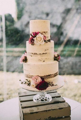 45 Simple Elegant Chic Wedding Cakes With Images Simple