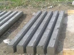 Resultado De Imagen Para Postes De Cerca De Concreto Wood