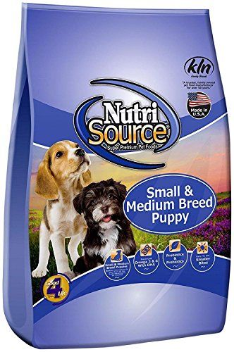 Cheap Tuffy S Nutrisource 6 6 Pound Chicken And Rice Formula Breed Dry Puppy Food Small Medium With Images Dog Food Recipes Food Animals Dry Dog Food