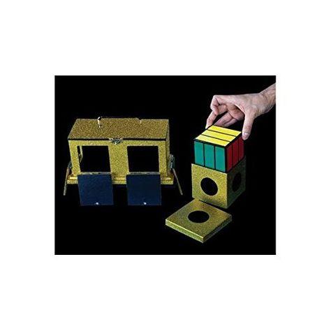Zuruck Von Tora Cube Tora Masse Der Grossen Box 265x 14x 14cm Masse Des Rubik S Cube 9cm Seitensteg Performance Unglaublich Ausserst Visuelle He
