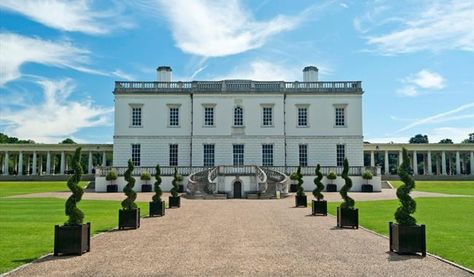 The Queen S House Greenwich Greenwich London Royal Property