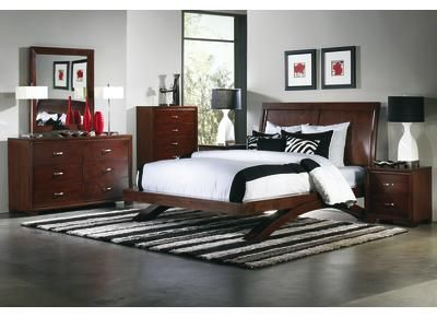 raven bedroom set. Badcock Furniture  Raven Collection 993587 3 this For the Home Pinterest King bedroom Bedrooms and Platform beds