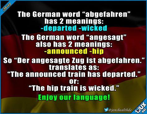 Beautiful language :P #german #language #funny #fun #fact #funnyfacts #facts