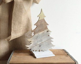 Wooden Christmas Tree Rustic Holiday Decorations Etsy Wood Christmas Tree Rustic Holiday Decor Rustic Christmas Tree