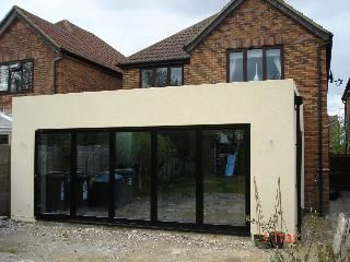 Flat Roof Extension   Google Search | House Facelift | Pinterest | Roof  Extension, Extension Google And Flat Roof