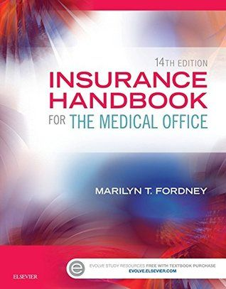 Pdf Download Insurance Handbook For The Medical Office By Marilyn
