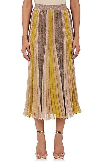 2fe557bd4a Missoni Pleated Midi-Skirt - Skirts - 505153242