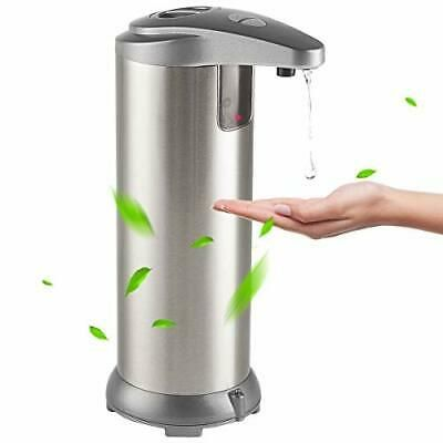 Advertisement Vplus Automatic Soap Dispenser Touchless Soap Dispenser With Waterproof Base In 2020 Automatic Soap Dispenser Soap Dispenser Foam Soap Dispenser