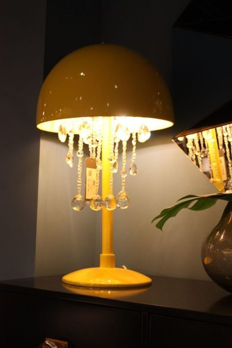 Feng Shui Colors To Optimize Your Home S Positive Energy Lamp Yellow Table Lamp Table Lamps For Bedroom