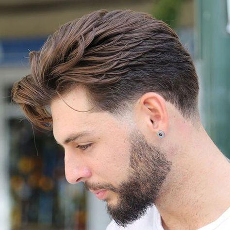 Haircut For Men Wavy Thick Hair 63 Trendy Ideas In 2020 Wavy Hair Men Haircuts For Wavy Hair Mens Hairstyles Short