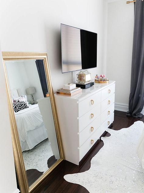feng shui TV camera da letto | Idee per la stanza da letto ...