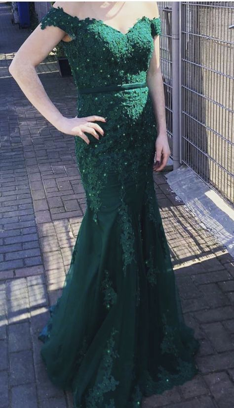 de11d9c29f7b 2019 Evening Dresses Lace Mermaid Prom Gowns Off Shoulder – alinanova